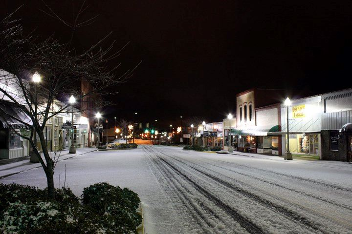 Downtown Pell City 1-10-11 - 2