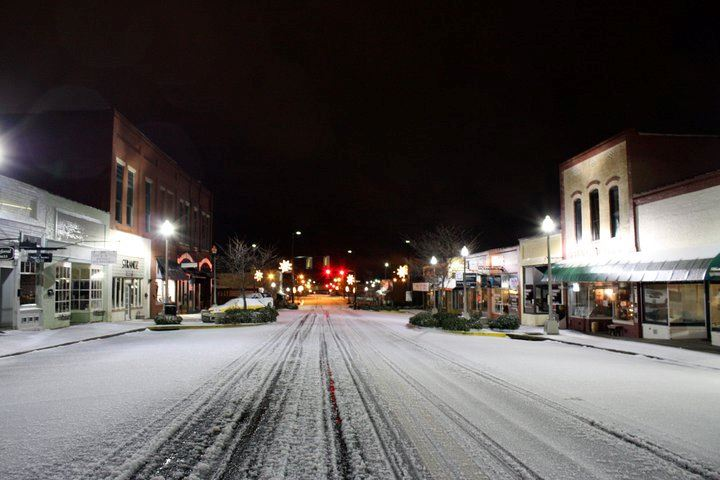 Downtown Pell City January 10, 2011