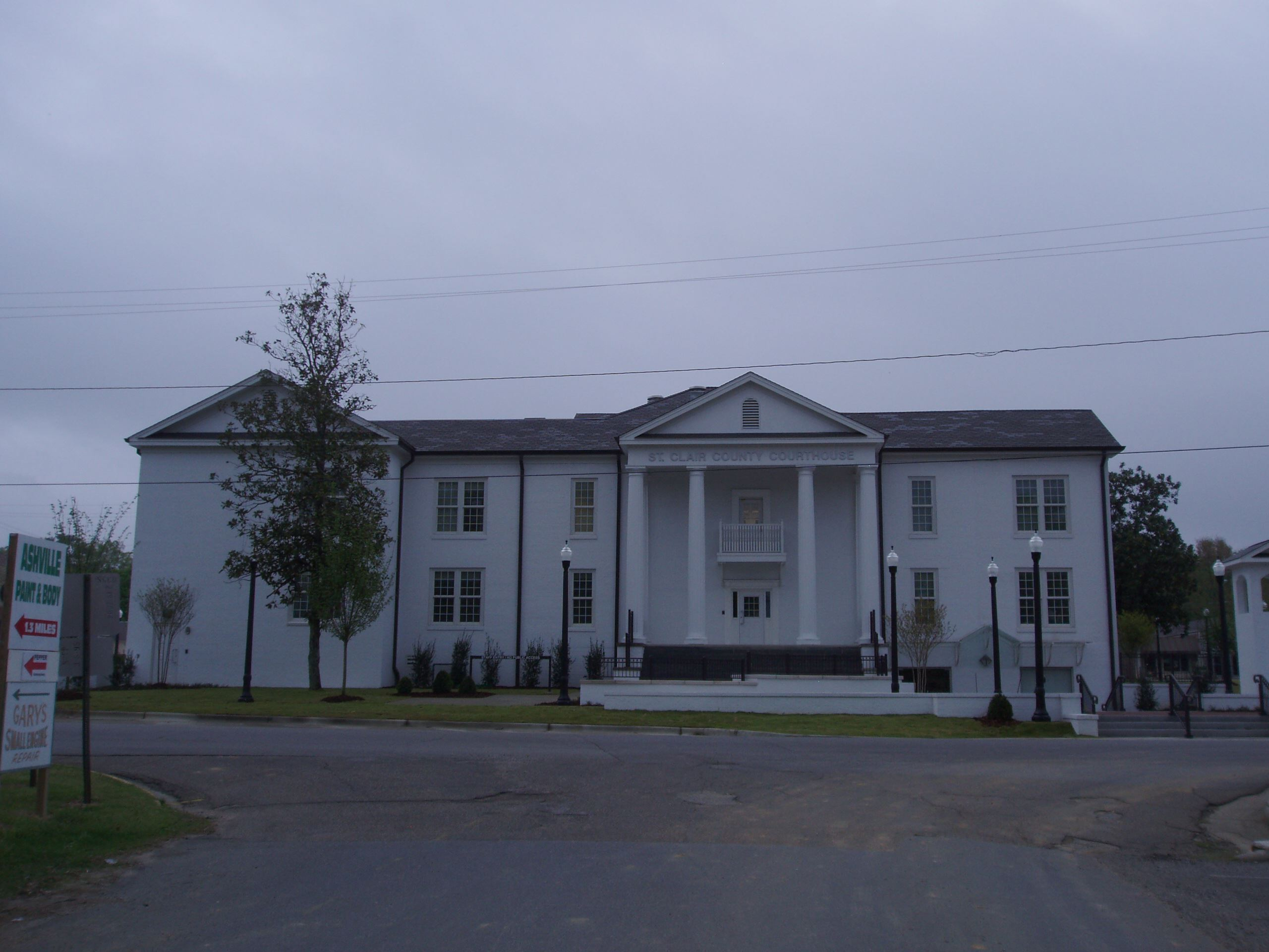 New Ashville Courthouse (8)