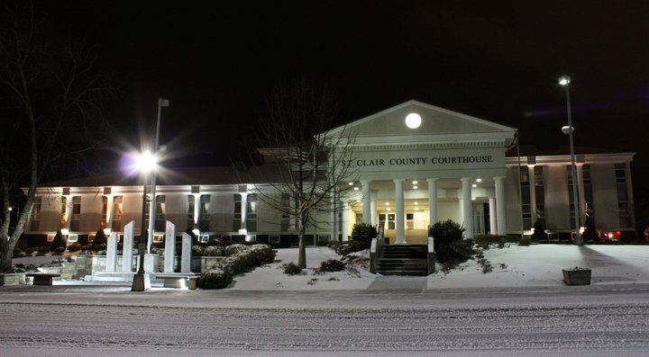 Pell City Courthouse Jan 10 2011 - 2
