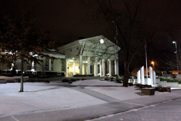 Pell City Courthouse Jan 10 2011
