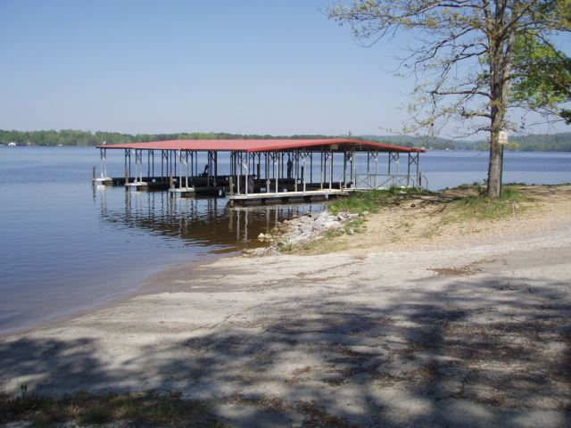 Canoe Creek Park Dock - 2